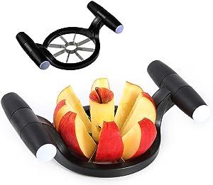 8 Blade Fruit Apple Slicer Corer Cutter Wedger Divider Stainless Steel Pear Slicer Easy Kitchen Tool