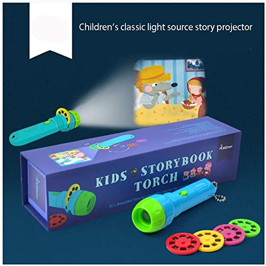 Link Co Juguetes para niñas Mini Teatro Infantil Kids Sleep Story ...
