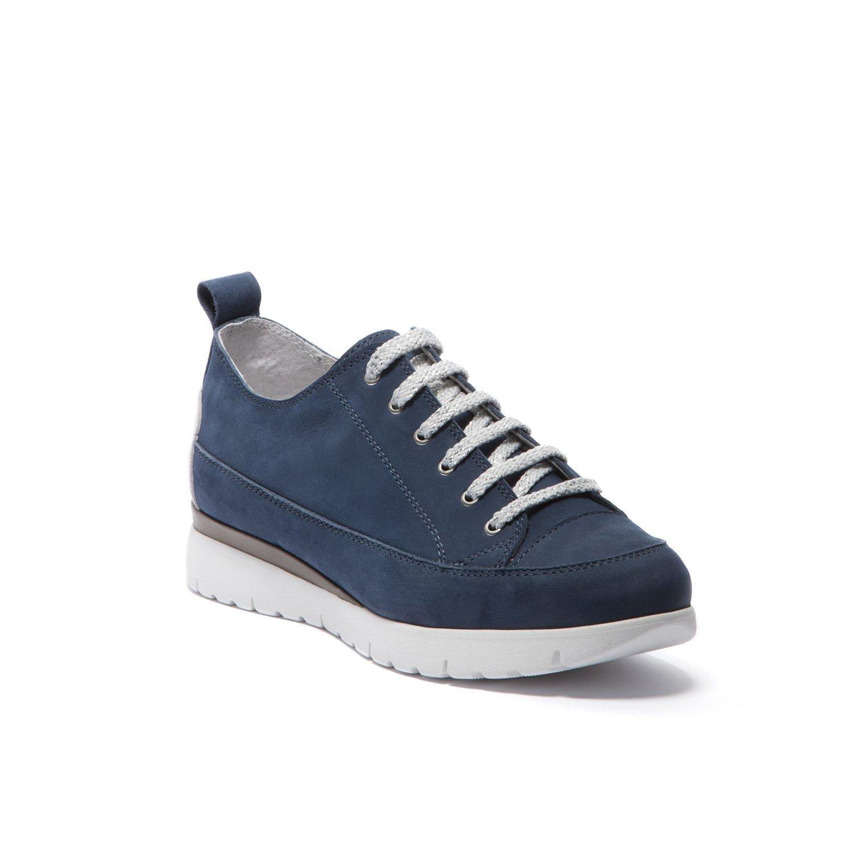 Easy'n Rose - Sneakers 394-003 para Mujer 41 EU Denim Oscuro / Blanco