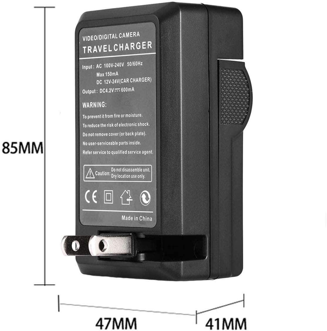HDR-CX480E LCD USB Battery Charger for Sony HDR-CX400E HDR-CX410VE HDR-CX450E HDR-CX485E Handycam Camcorder HDR-CX430VE DR-CX455E HDR-CX420E