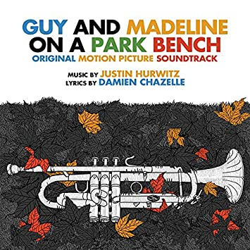Justin Hurwitz Guy And Madeline On A Park Bench Original