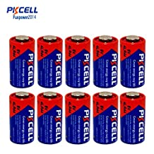 6V Alkaline Battery 4LR44 GP476A 4A76 PX28A L1325 For Dog Collar (10)