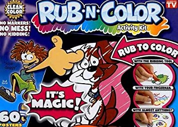 Image result for rub-n-color