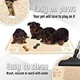 Cavalier Pets, Dog Bowl Mat for Cat and Dog