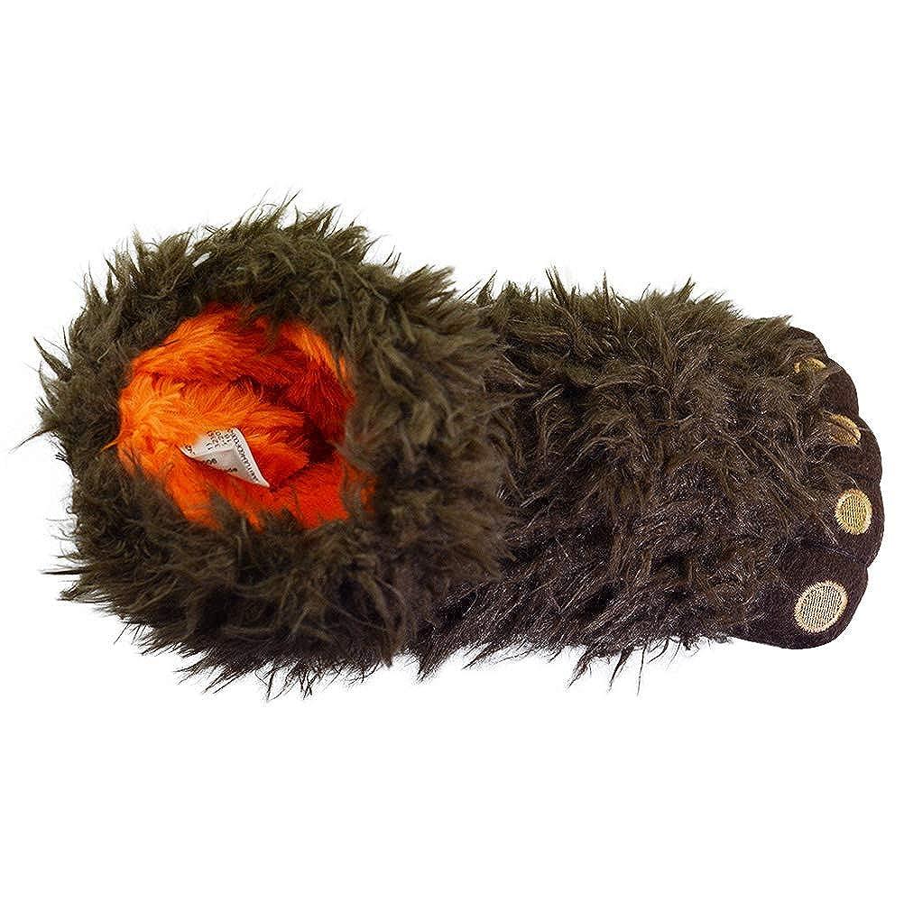 VLLY Boys Girls Cute Orangutan Foot Slippers Bedroom Warm Slippers