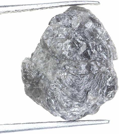 Kakadiya Group 4,11 quilates diamante grande carbonado