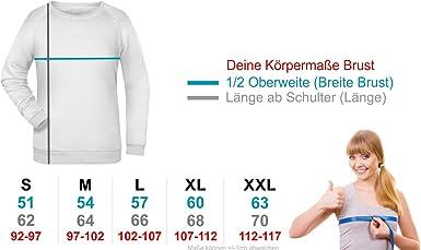 Siviwonder Dobermann Obsessed Damska Sweatshirt Hundemotiv Stressed Blessed Dobi Dobie: Odzież