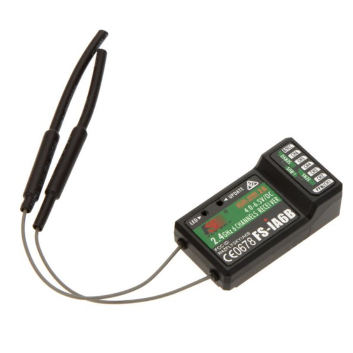 Flysky Fs I6x 10ch 24ghz Afhds Rc Transmitter W And Are More Functional Than A Basic 4 Or 5 Channel Ia6b Receiver Toys Games