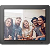 LOVCUBE 15 Inch USB Digital Picture Frame,1024x768 HD IPS Display, Auto-Rotate, Aspect Ratio 4:3,Motion Sensor, Remote Contro