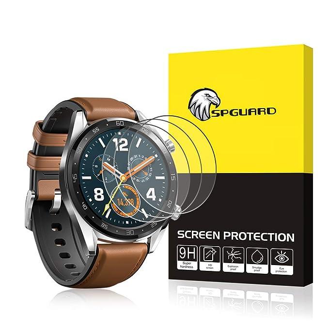Protector de Pantalla de Vidrio Templado para Huawei Watch ...