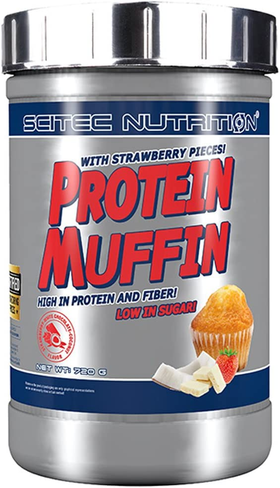 Scitec Nutrition Dosis de Muffin de Proteína, Chocolate ...