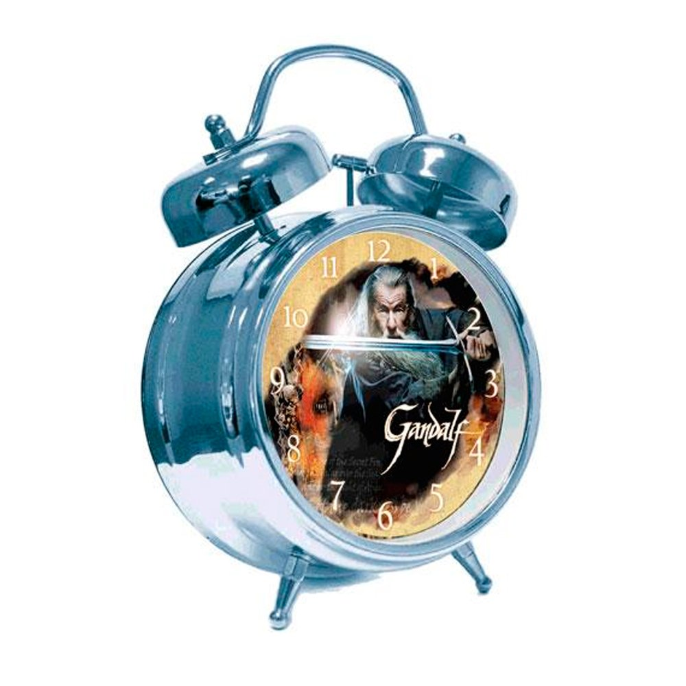 Joy Toy 33909 Hobbit Gandalf Alarm Clock in Gift Wrap JOY TOY - HOBBIT