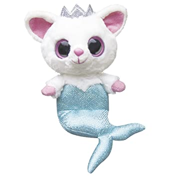 "5"" Blue Yoohoo & Friends Pammee Mermaid ..."
