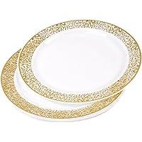 Diner Presque Parfait - Juego de 6Platos diseño