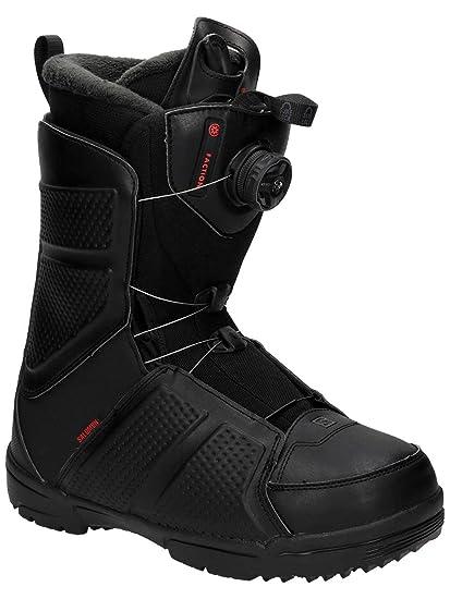 hier online groot assortiment discountwinkel Salomon Faction Boa Snowboard Boot 2018 Black 31.5
