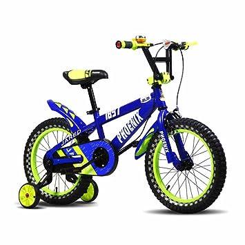 Tr 955 Blue Children S Bicycle Kids Bike 3 8 Years Old Boy Girl