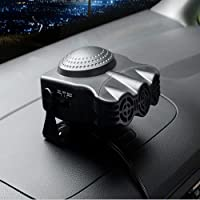 12 V 150 W Ventilador de resfriamento para veículos automotivos quente aquecedor para-brisa descongelador descongelador…
