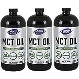 【3個セット】MCT Oil Liquid [海外直送品 ]