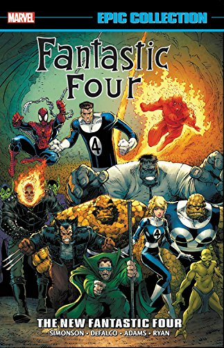 Books : Fantastic Four Epic Collection: The New Fantastic Four