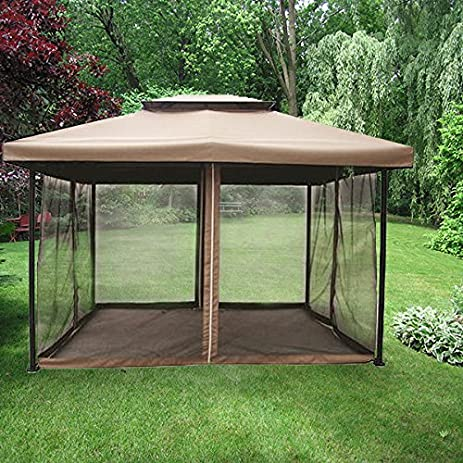 Bond 9 X 11 Gazebo Replacement Canopy Top Cover