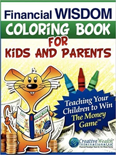 Book Financial Wisdom Coloring Book for Kids and Parents by Elisabeth Donati (2009-12-01)