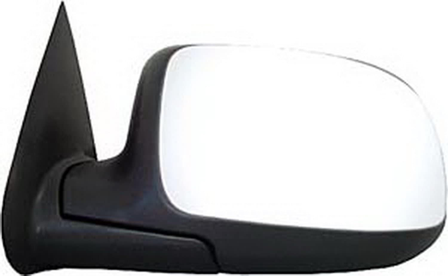 CIPA 27374 Chevrolet/GMC OE Style Chrome Power Replacement Driver Side Mirror