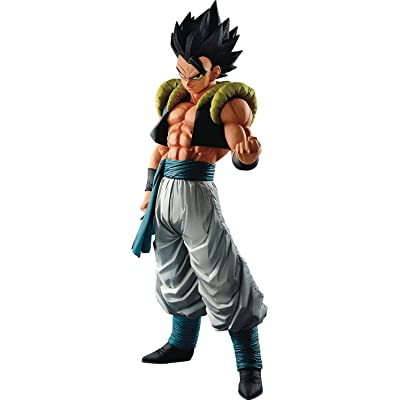 TAMASHII NATIONS Dragon Ball Extreme Saiyan GOGETA Ultra INST Ichiban FIG: Toys & Games