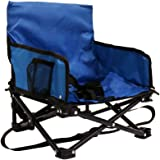 Regalo My Chair Portable Booster Activity and Feeding Seat, with Travel Case and Cup Holder