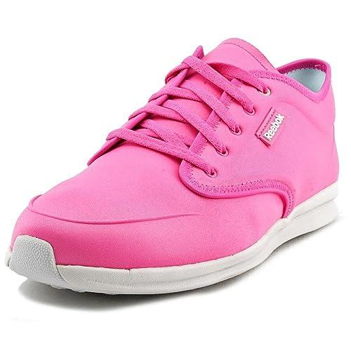 514e34bebbc1 Reebok Skyscape Chase Women US 7 Pink Sneakers (Pink Steel