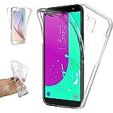 kwmobile Funda Compatible con Samsung Galaxy J6+ / J6 Plus DUOS ...