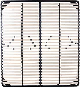 Somier multiláminas 140x200 cm - inclue 1 pata
