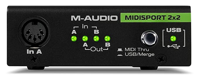 M AUDIO MIDISPORT 2X2 WINDOWS 8.1 DRIVER