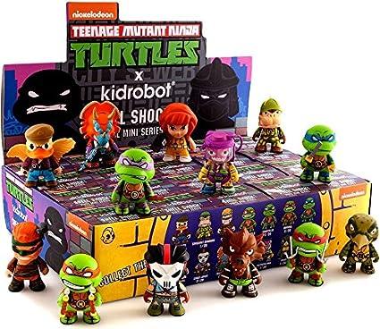 Amazon.com: TMNT Teenage Mutant Ninja Turtles serie 2 Shell ...