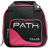 Pyramid Path Spare Ball Tote Hot Pink