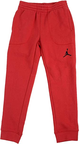 Jordan Nike Air Jumpman Boys Tricot Basketball Sweatpants