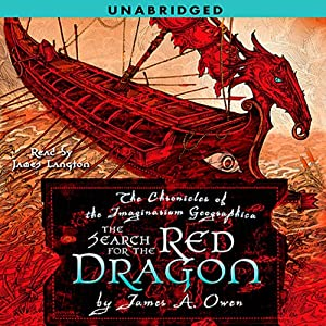 The Search for the Red Dragon Audiobook