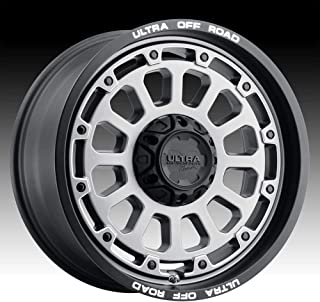 Ultra 111GN X111 Satin Graphite 20x9 6x135 / 6x5.5 18mm (111-2935GNM+18)