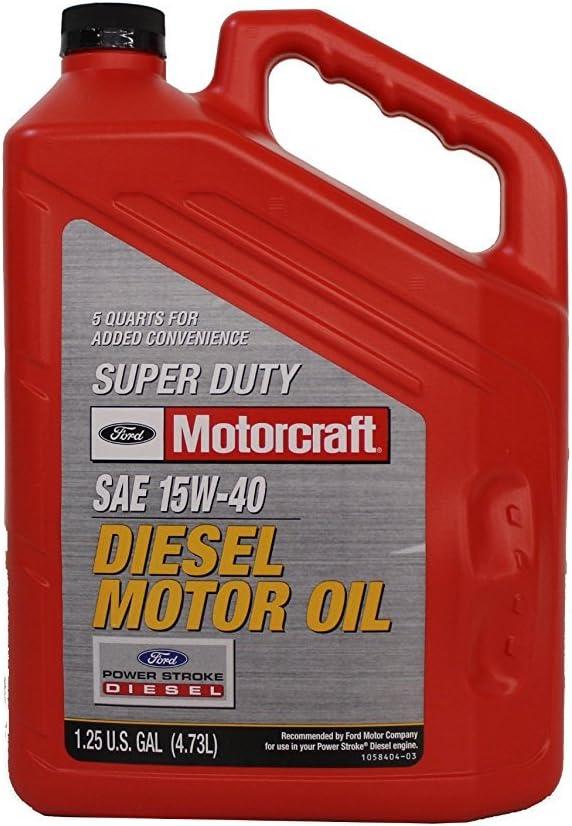 Ford MOTORCRAFT SAE 15W-40