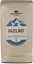Paramount Roasters Coffee (Hazelnut Ground Coffee, 40 oz)