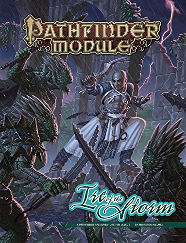 Pathfinder Module: Ire of the Storm (Module Game)