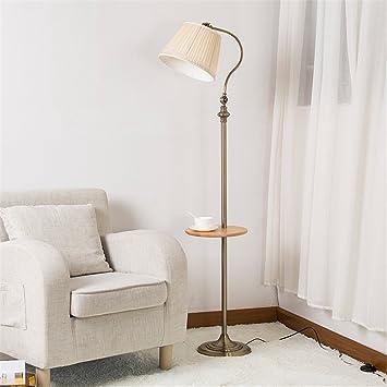 Gmm Stehlampe Retro Wohnzimmer Schlafzimmer Studie Einfach Moderne