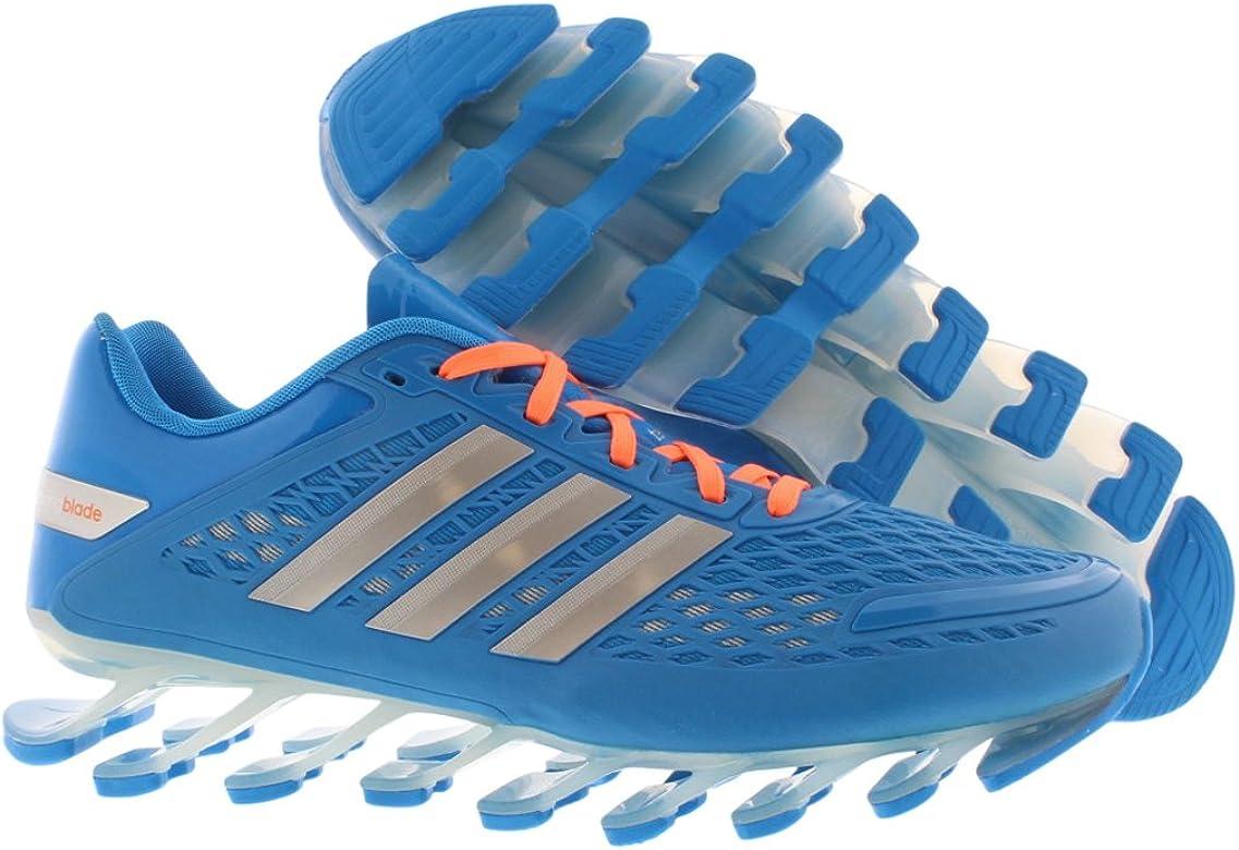 Adidas Running Shoes Muelle de Hoja Tamaño 11: Amazon.es: Zapatos y complementos