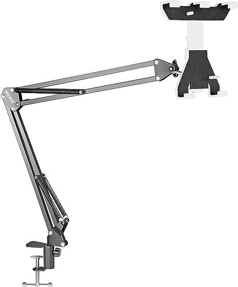 Neewer Soporte Mesa para Tablet con Easy-lock Soporte Acolchado ...