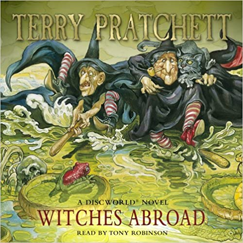 }VERIFIED} Witches Abroad (Discworld Series) (Discworld Novels). advies Carrier Bryan Known serve Dance grados