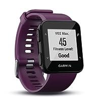 Garmin Forerunner 30 GPS-Laufuhr, Herzfrequenzmessung am Handgelenk, Smart Notifications, Connected Features, Lauffunktionen