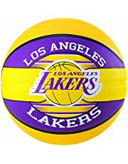 Spalding NBA Team L.a. Lakers Ball Balón de Baloncesto, Unisex Adulto