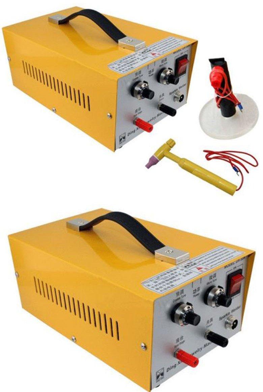 2en1 Multifunción Pulso Punto de Soldador 200W Joyería Máquina de Soldadura 220V: Amazon.es: Bricolaje y herramientas
