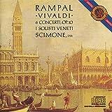 Vivaldi: 6 Flute Concerti Op. 10