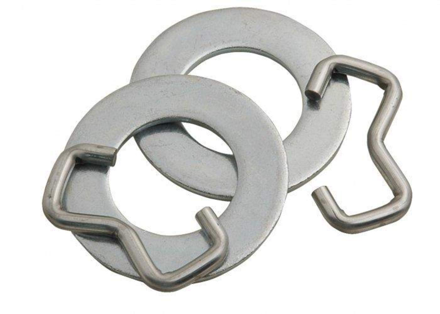 CE Smith Trailer Zinc Wobble Roller Retainer Ring CE Smith Company 10980