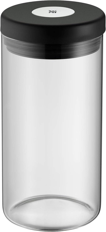 WMF Vorratsdose Glas 12,12l, Vorratsglas mit Deckel Höhe 122,12 cm ...